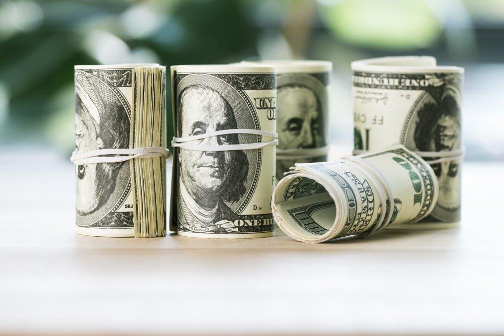Dollar sedler