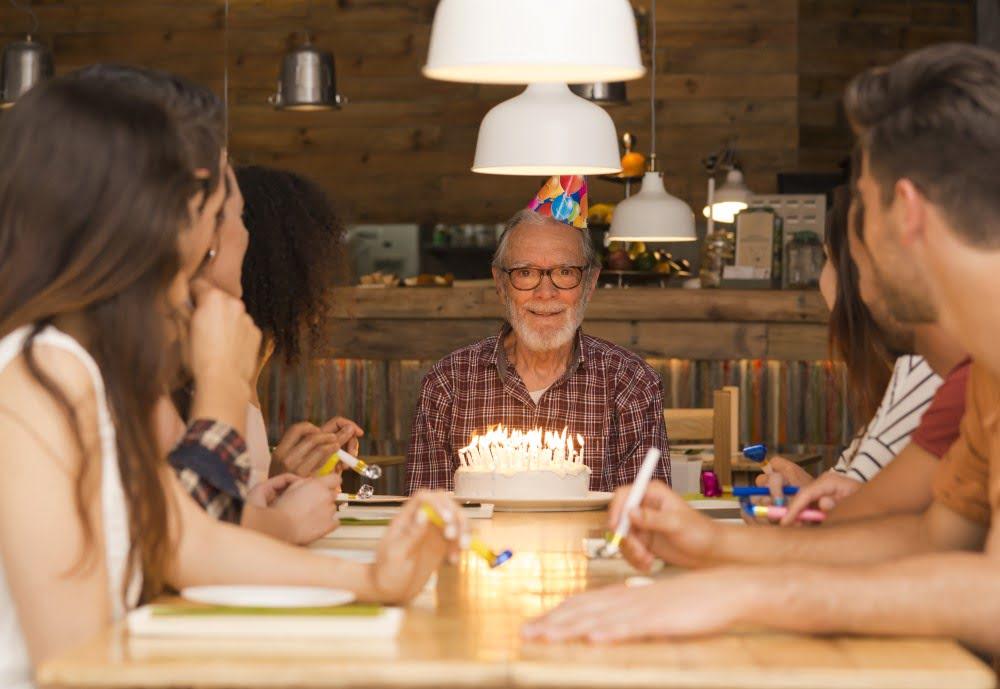 Fødselsdag for far
